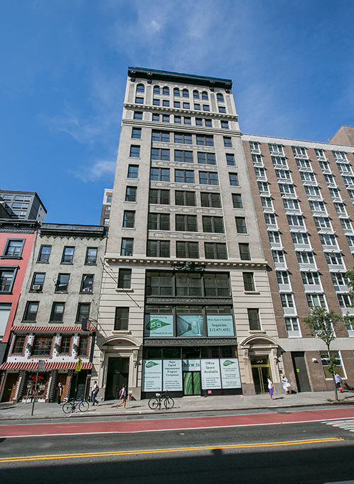 155 west 23 available office space